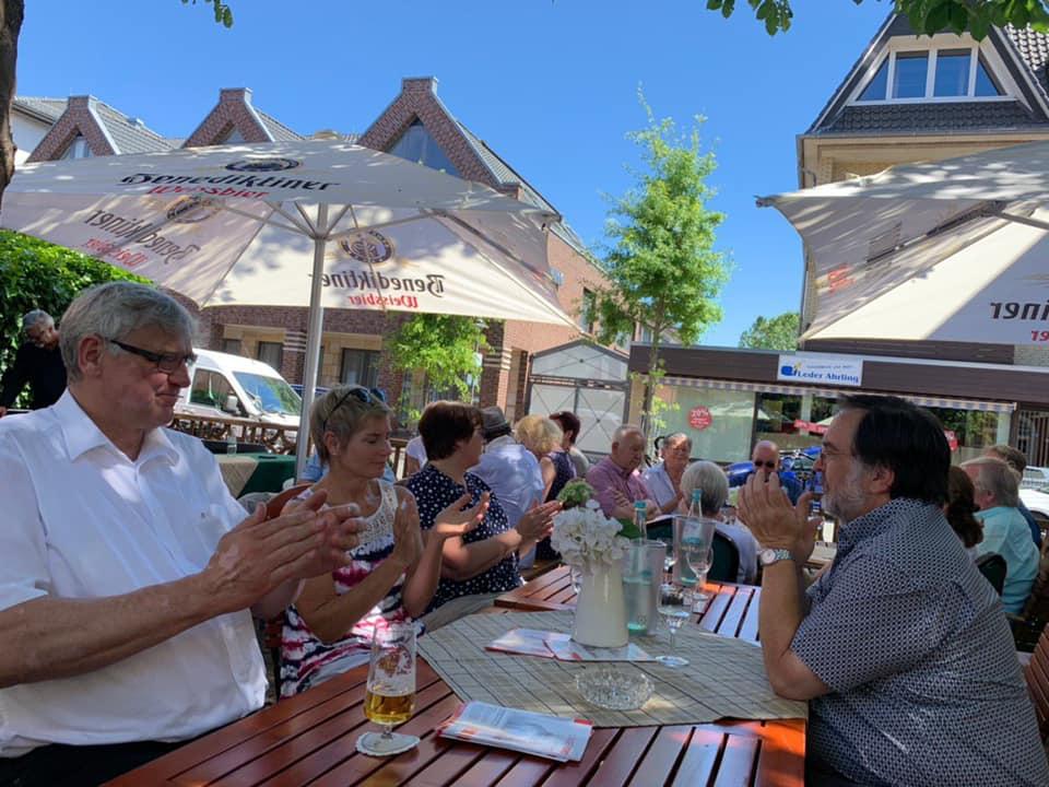 50 Jahre SPD DInklage, Jubiläum, Geburtstag, SPD-Arbeit, Stadtrat