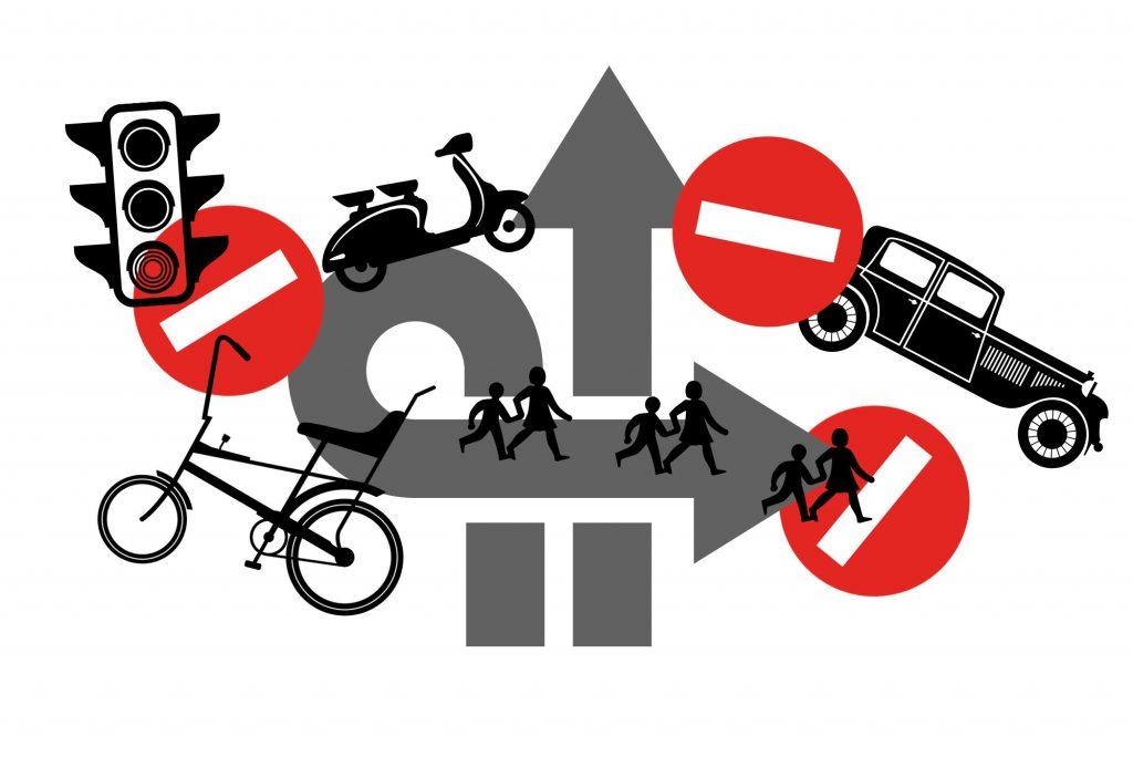 Verkehrsentwicklungsplan, Verkehrssicherheit, Mobilität, ÖPNV, Innenstadt, Parkraum