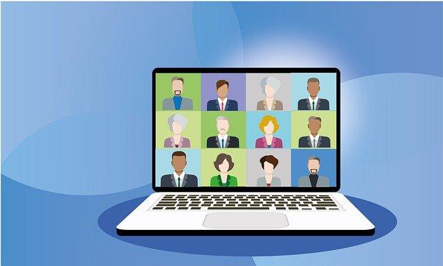 Online-Konferenz, Stadtpolitik, Kommunalpolitik